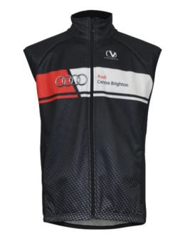 Vangàrd Softshell Vest med fleece