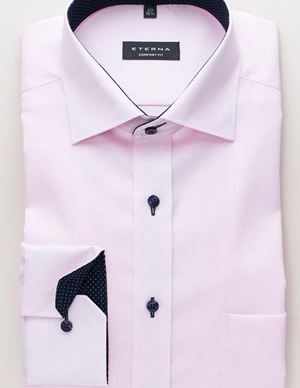 Eterna Fein Oxford skjorte, herre