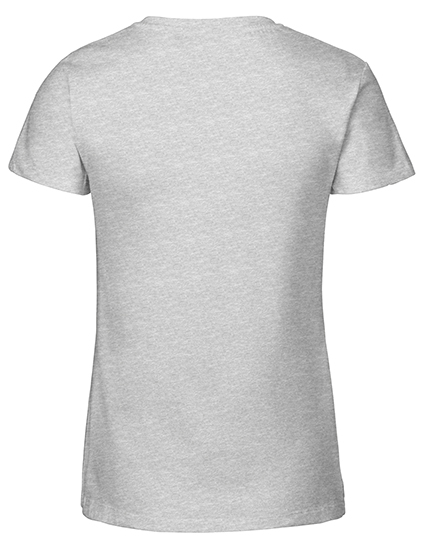 Neutral T shirt med v hals, dame